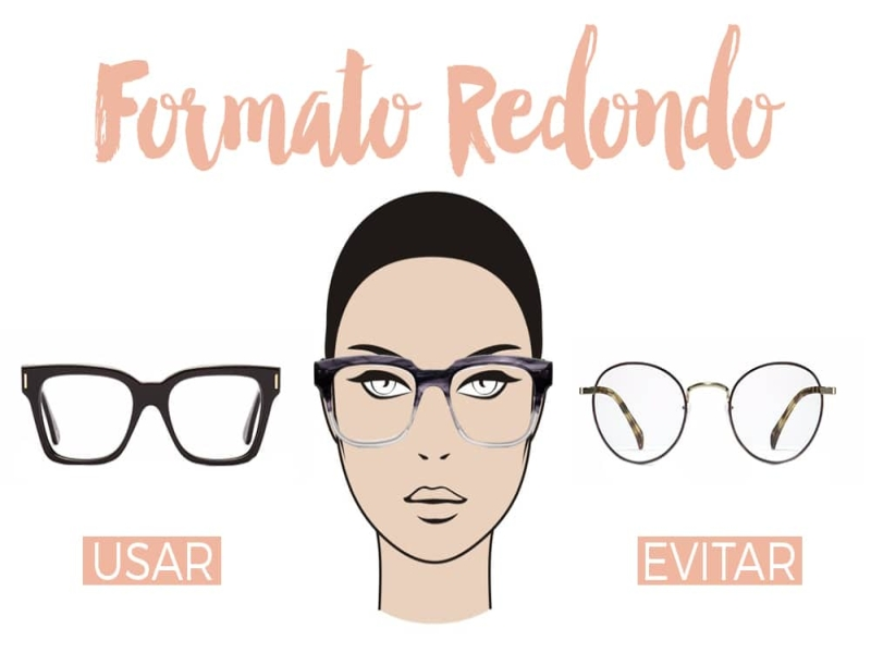 Óculos de sol para quem tem o rosto redondo