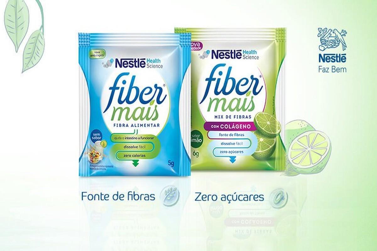FiberMais da Nestlé
